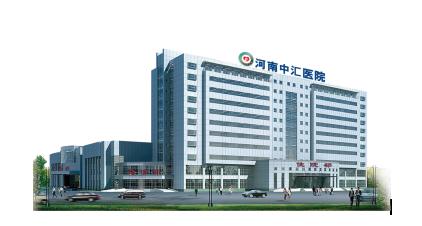 长沙天穹电子为河南郑州中汇心血管病医院提同步供时钟系统